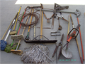 TOOLS  ALL KINDS OF GARDEN HAD TOOLS 400 UP TO 15  CONTACT mrglasscarsyahoocom  714-527-312