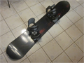 Snowboard Vision Apocalypse  148cm twin tip with Lamar Ratchet Bindings MINT CONDITION used one ti