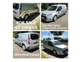 2014 Ford Transit ConnectTURBO CHARGED ENGINERear Camera  Parking Sensors  Bluetooth  Power