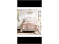 Restoration Hardware full-size bedModel Collette Tufted bed frameColor beautiful antique whi