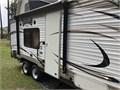 2017 Wildwood X-lite 171RBXL   22ft travel trailer newlyused