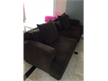 2 Piece Sectional  Brown  Sofas