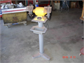 8 Grinder with heavy duty pedestal and grind stones   perfect condition - never used - 50 below c