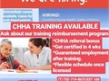 Looking for reliable and responsible people who would like to take our training course to become a C