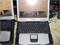 del  toughtbook  touch screen17500 each