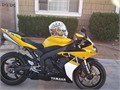 Yamaha YZF-R1 2006 yellowblack 50th Anniversary Limited edition ready to go Yzf-r1 Matching frre