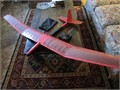 Glider with remote control and servos Good condition 17500 818-568-9788