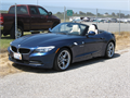 2010 BMW Z4 Used 4500 miles Private Party Convertible 6 Cyl Blue Beige Excellent cond Manua