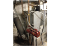Keystoker K4 boiler  In system and working Has domestic hot water coil  Burns rice anthracite coa