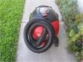 Craftsman Shop Vac 5 HP motor wetdry indoor  outdoor 12 gallon tank with bottom drain MINT cond