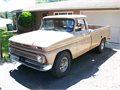 1966 Chevy C-20 454 BB Chevy700R4 trans clean interior tilt colum ps power disk brakes 34 to