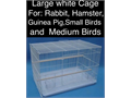 Good Quality  Brand New Stackable  Breeding Cages Retail Price25 dollars each By 3 or more cage