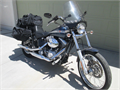 2003 Harley Softail Original owner  Cannot ride anymore due to eyesight  Bike is in great conditi