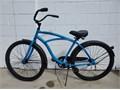 Huffy Cranbrook cruiser bike light blue 26 inch  Very good condition and was rarely ridden  Measu