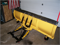 Completely restored Meyer Power Angling Snow Plow 75 wide Includes new cover blade cutting blade