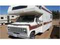 1982 Ford ESTABLISHMENT Older but in good overall shape for its age Low mileage No generator 5