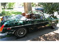 1972 MG MGB Used Private Party Convertible 4 Cyl Green Tan Good cond Manual 2WD 2 Doors Fu