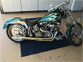 1995 Harley-Davidson Softail Custom Everything is brand new tires rims paint all new chromeDav