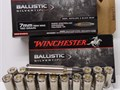 2 boxes Winchester 7mm Rem mag  ballistic tip Factory loads 3000 each or 6000 both Local meet