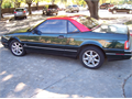 1993 Cadillac Allante classic caddy 135K original runs great with 2 tops serious and have 4k cash