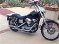 1993 Dyna Wide glide  Great conditionlow mi25000 milesnew tiresbatterymikuni carb and more