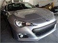 2015 Subaru BRZ  silver exterior black interior  coupe manual dealer cold ac22k miles 4 cyl