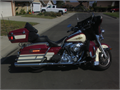 2007 Harley-Davidson FLH Electra Glide Touring Looks good Runs good asking 10000 OBO cash ONLY n