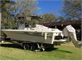 One Owner 24 FT  Boat is in excellent condition  Boat is great for the family or fishing has a ne