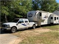 2010 Heartland Bighorn Camper38 ft with 3 slides washerdryercombo all hardwood interiorent