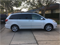 2005 Toyota Sienna XLE Limited Used 168707 miles Private Party Pass Van 6 Cyl White Gray Goo