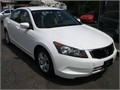 2008 Honda Accord EX Used 24447 miles Private Party Sedan 4 Cyl White Turquoise Good cond A