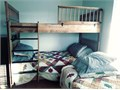 two twins bunk bed set I have mattresses all clean no stains cash only no trades firm price L