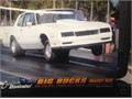 1987 Monte Carlo SS Drag Car Rolling Chassis IHRA and NHRA legal Hot Rod Super Steetnotched and
