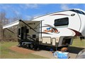 2014 Sprinter Copper Canyon 5th Wheel Model 252FWRLS Excellent condition stored under cover sinc