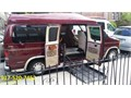 This Is One Owner 2003 Ford E150 RV Mobility TV Central AC with 72k miles 46 litre small V8 and wr