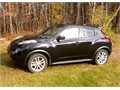 2012 Nissan Juke SL AWD 62K miles Black on Black equipped with a navigation system power sunroof