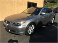 2005 BMW 525I 122500 Miles Gray Exterior Tan Interior Automatic Power Steering Power Brakes