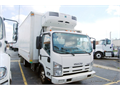 2011 Isuzu NPR HD 16ft Refrigerated Truck UNDER CDLIsuzu Diesel  210 HPAISIA5CIKI Auto16