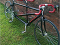 Cannondale Tandem 2119 24spd STI New Conti tires tubes FSA headset stem n tape In Great shape