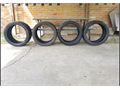 Up for grabs is a set of slightly used Yokohama Neova AD08 tires in sizes 25535-19F and 29530-19