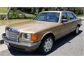 1983 300SD Mercedes- Gold Converted to vegetable oil runs on VO Biodiesel Diesel or a combinat