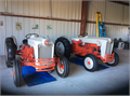 For Sale  Two completely restored 1953 Golden Jubilee Tractors Pick-up or arrange own delivery