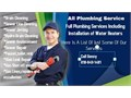 your area will fix any plumbing problem you may have for less with no mess I can beat any written e