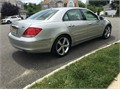 2005 Acura RL Used Private Party Sedan 6 Cyl Silver Auto AWD 4 Doors  200000