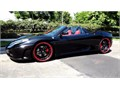 SPORTS FANS THIS FERRARI WAS PREVISOULY OWNED BY NFL STAR JAMAL LEWIS OF THE ALANTA FALCONSCo
