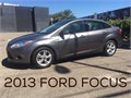2013 Ford Focus SE 7995 car is in great condition CLEAN TITLE carfax on han