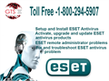 Latest Eset antivirus support for upgrade and update ESET antivirus productsScan and remove viruss