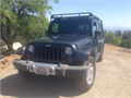 2008 Jeep Wrangler Sahara 4WD 4dr Unlimited Very Good conditionHas minor cosmetic defects and is