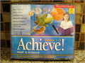 Math  Science Archieve Grade 1-3 Windows XP disks 4 Yucaipa 600 909-795-5207