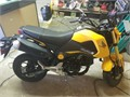 Only 400 miles 125cc perfect condition Displacement12490 ccm 762 cubic inchesEngine typ